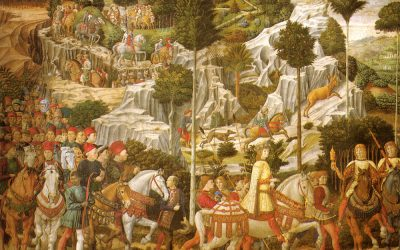 The Medici family and Florence
